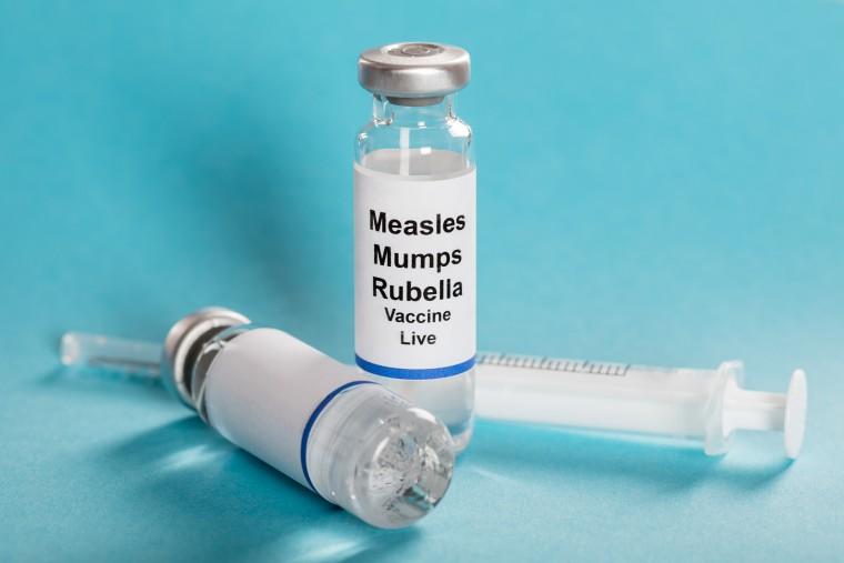 measles mumps rubella vaccination