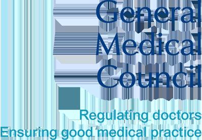 Genral Medical Council Logo