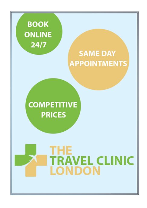 welcome to travel clinic london
